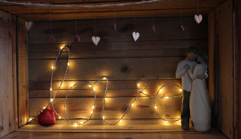 We Love Because He First Loved Us: How to Think Deeply About Love on Valentine's Day (Part 2)